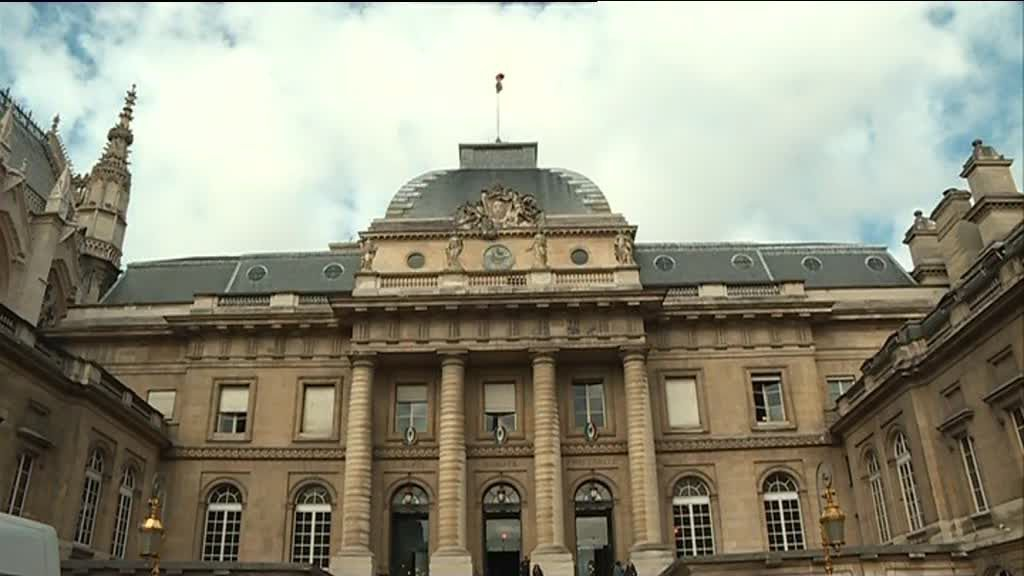 Tribunal correctionnel de Paris