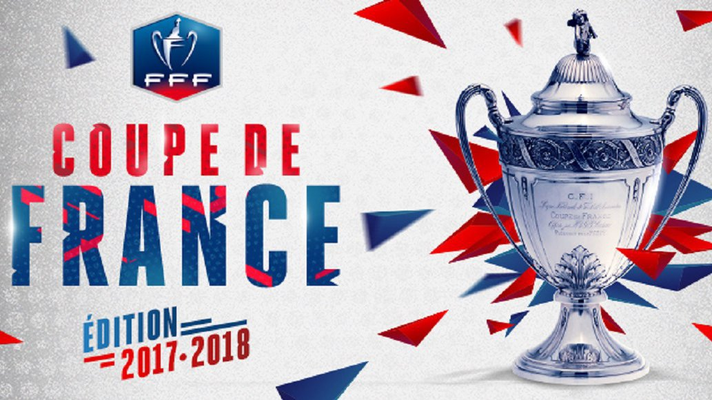 Suivez en direct sur France 3 le tirage au sort du 6ème tour de la Coupe de France de Football