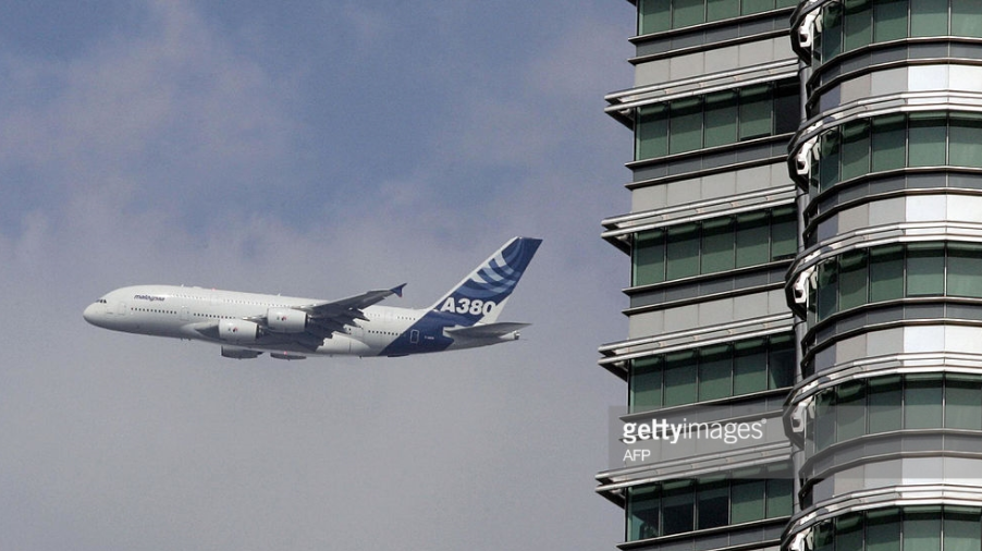 Airbus à Kuala Lumpur / © AFP Getty Images