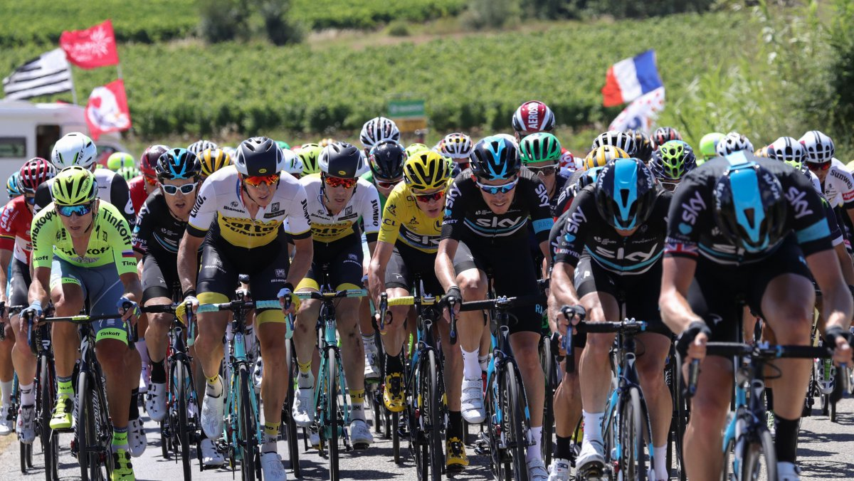 Tour de France 2018: la part belle à l'Occitanie