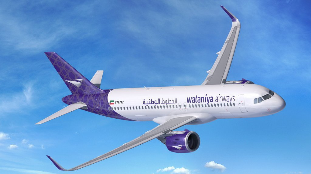 Watanaya Airways commande 25 A320neo — Airbus