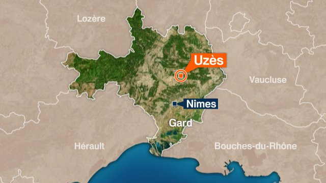 Uzès: un mort dans un accident de la circulation