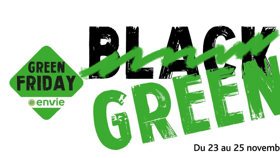 Par opposition au Black Friday, lancement du Green Friday à Toulouse