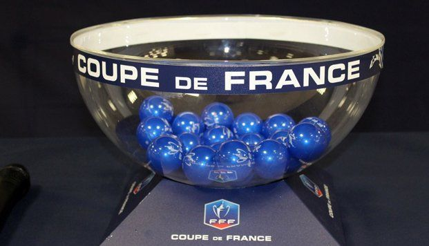 Le tirage au sort de la Coupe de France de football / © FFF