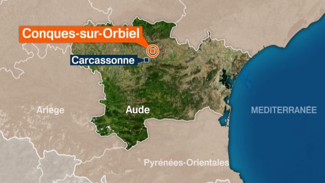 Conques-sur-Orbiel, Aude / © France 3