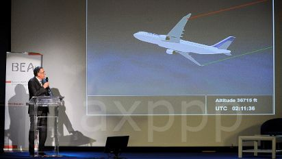 Crash de l'Airbus du vol Rio-Paris : une contre-expertise accable les pilotes d'Air France
