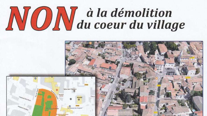 Hérault : que va-t-il advenir du centre historique de Vendargues ?