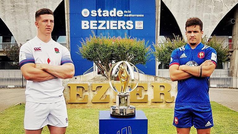 VIDEO DIRECT - Mondial de rugby U20 : la finale France-Angleterre dimanche à Béziers