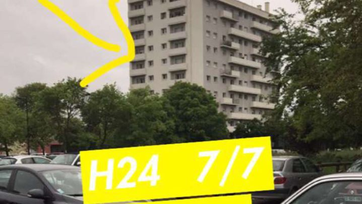 VIDEO - Comment les dealers des Izards à Toulouse prospectent sur Snapchat