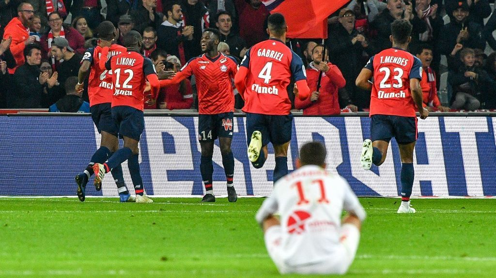 Football : les Crocos de Nîmes s'inclinent face à Lille