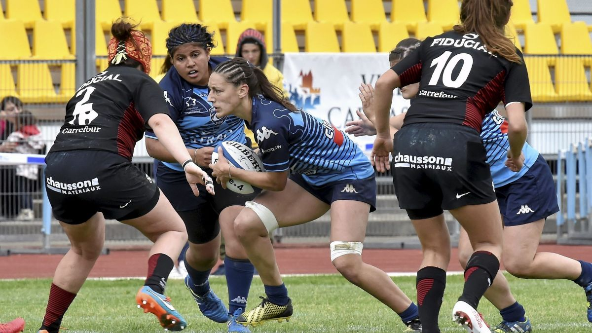 DIRECT VIDEO - La finale du championnat Elite 1 de rugby féminin entre Montpellier et Toulouse