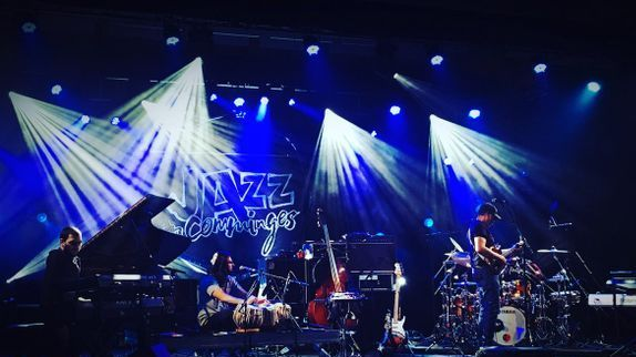 EVENEMENT - Andrea Motis Quintet live au festival Jazz en Comminges