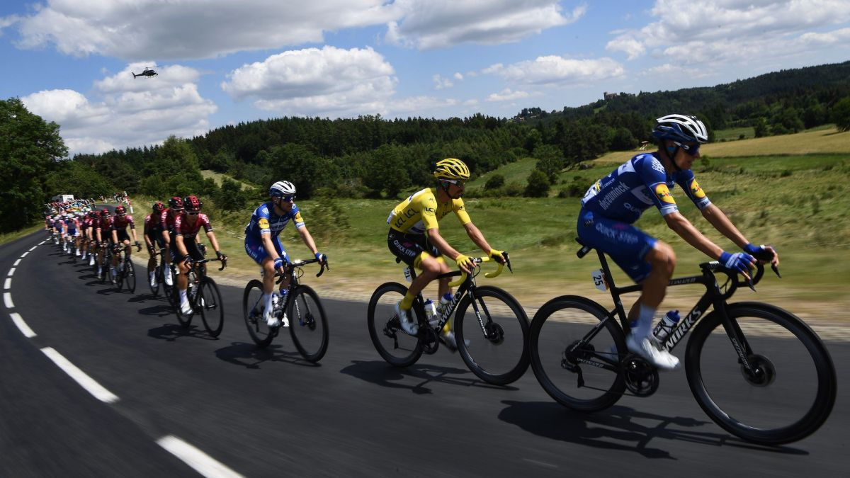 DIRECT VIDEO - La 10ème étape du Tour de France 2019 entre Saint-Flour et Albi