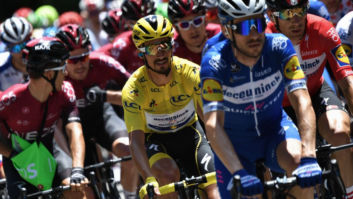 DIRECT VIDEO - La 11ème étape du Tour de France 2019 entre Albi et Toulouse
