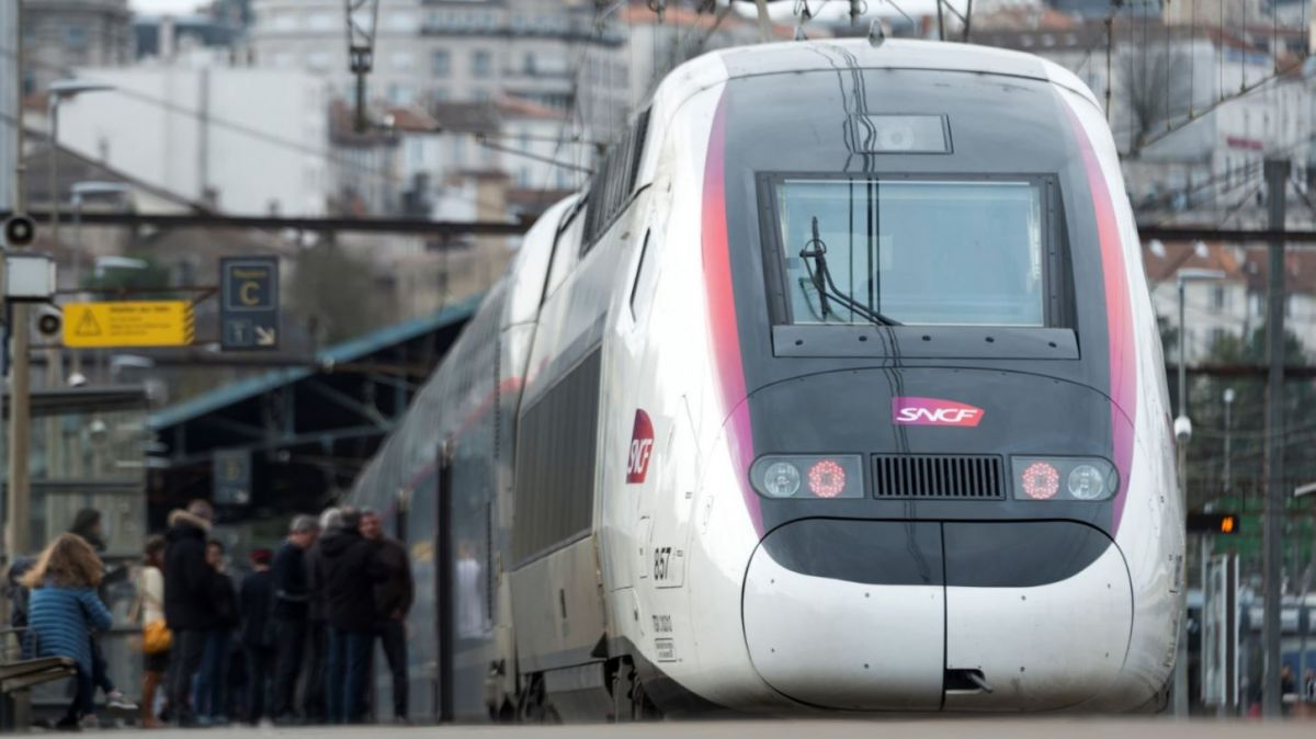 La circulation des trains perturbée en Occitanie à cause d'un mouvement social