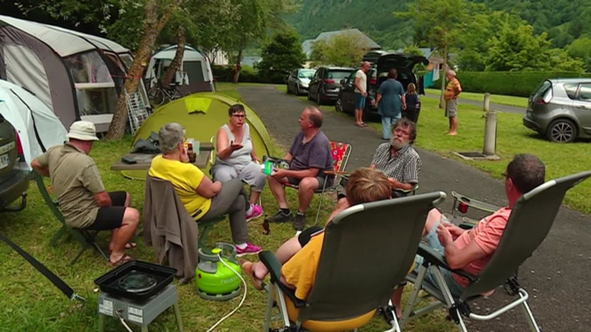 Camping d'Arrens-Marsous / © France 2