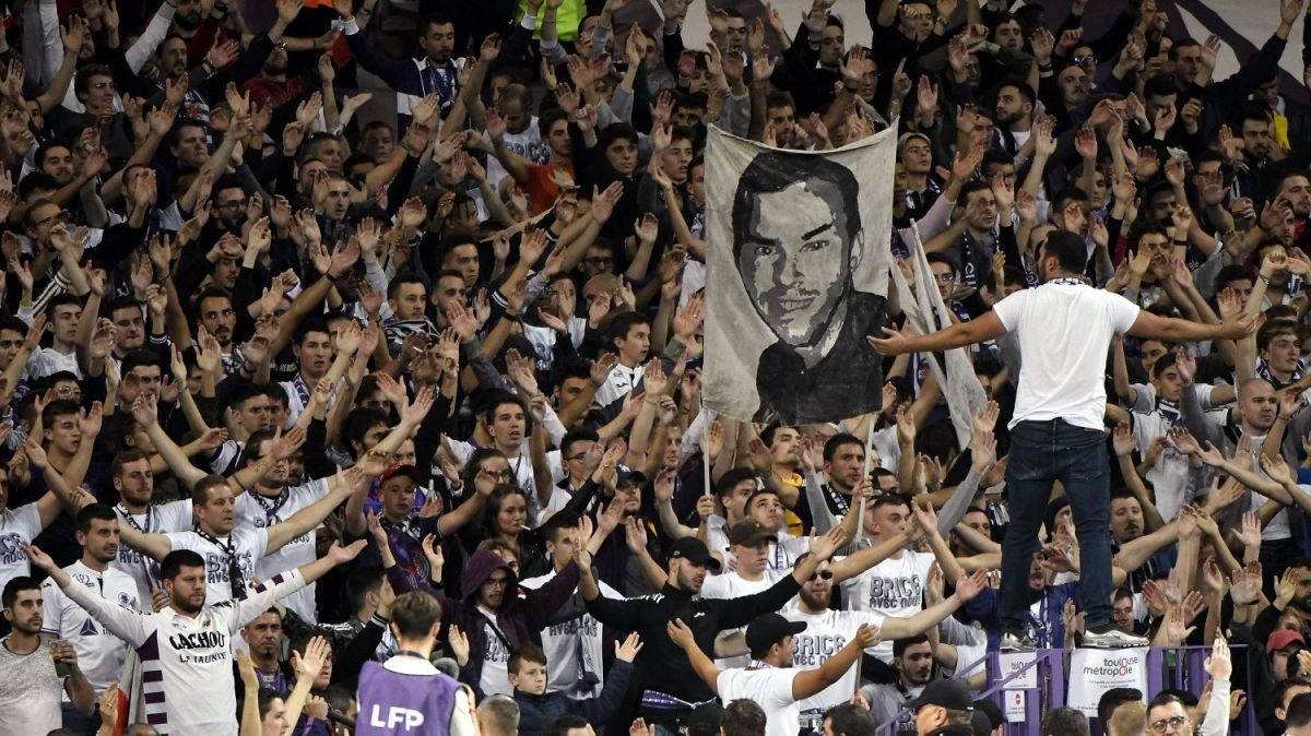 Un des meurtriers du supporter toulousain assassiné à Belgrade — Brice Taton