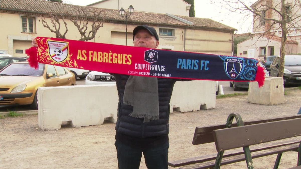 Fabrègues face au Paris FC : les supporters en ébullition à l'approche du match