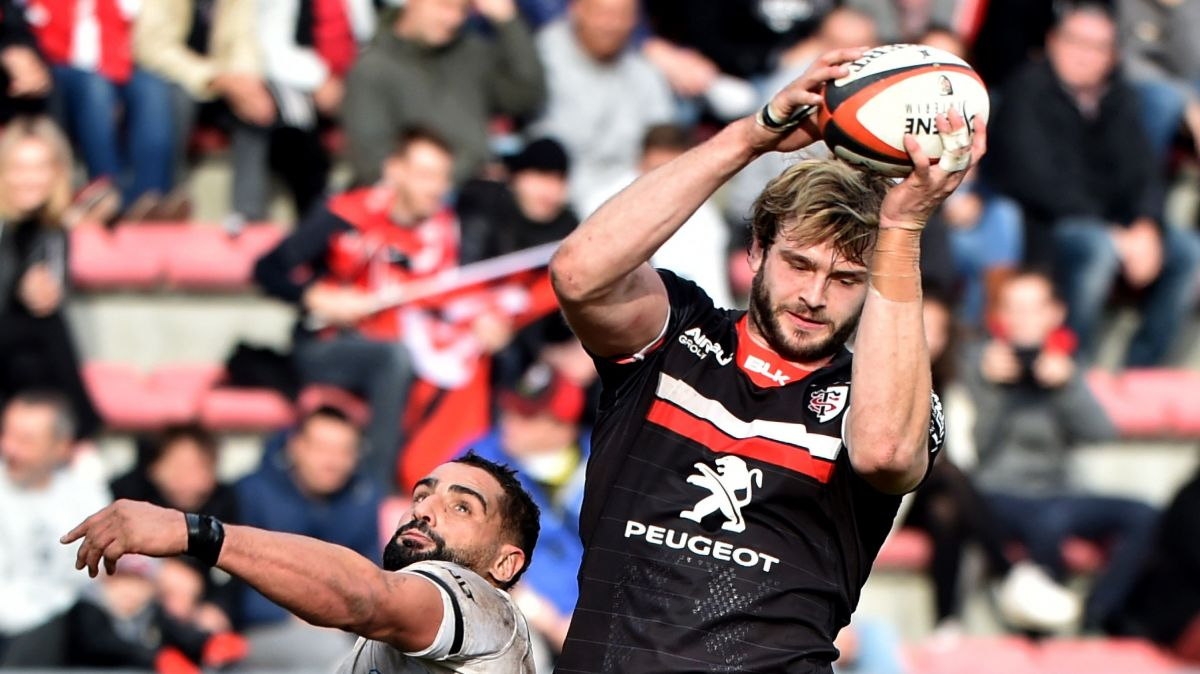 L'international écossais Richie Gray quitte le Stade Toulousain et retourne à Glasgow