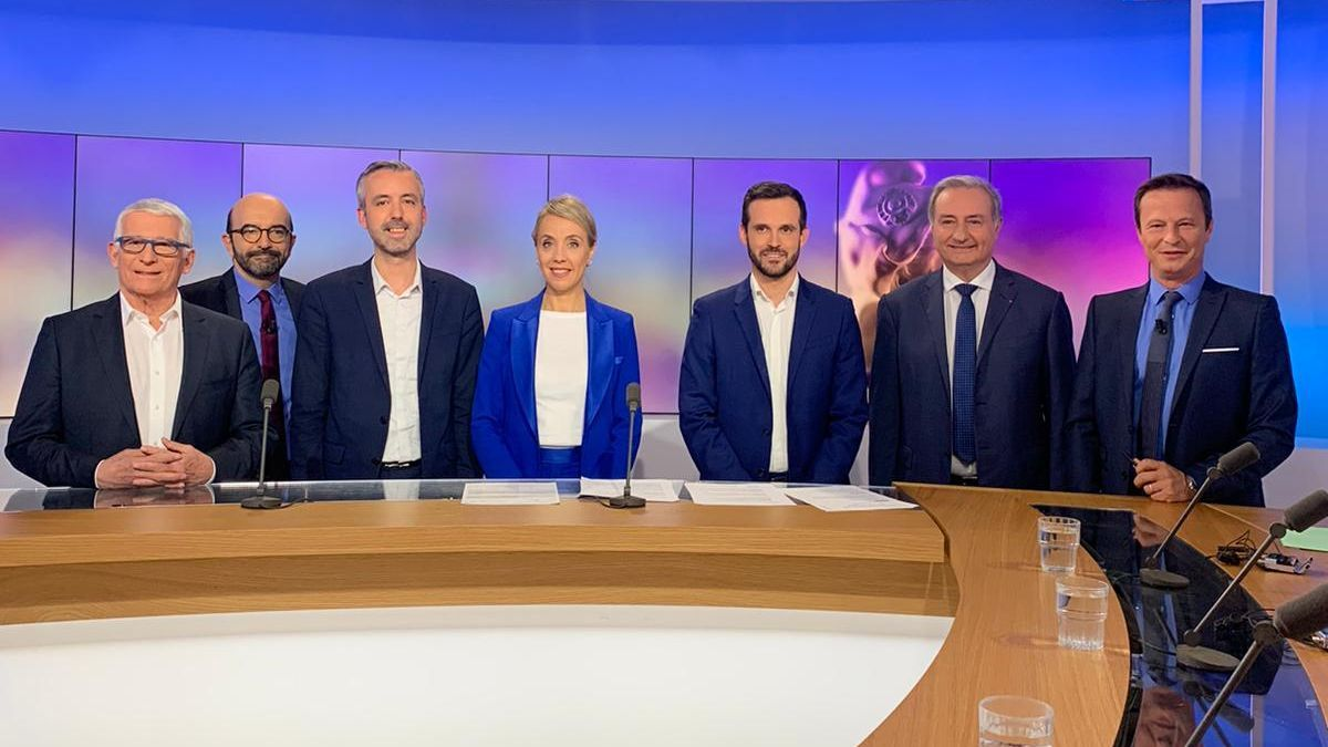 Direct. Municipales 2020 à Toulouse : ultime débat sur France 3 avant le premier tour des élections