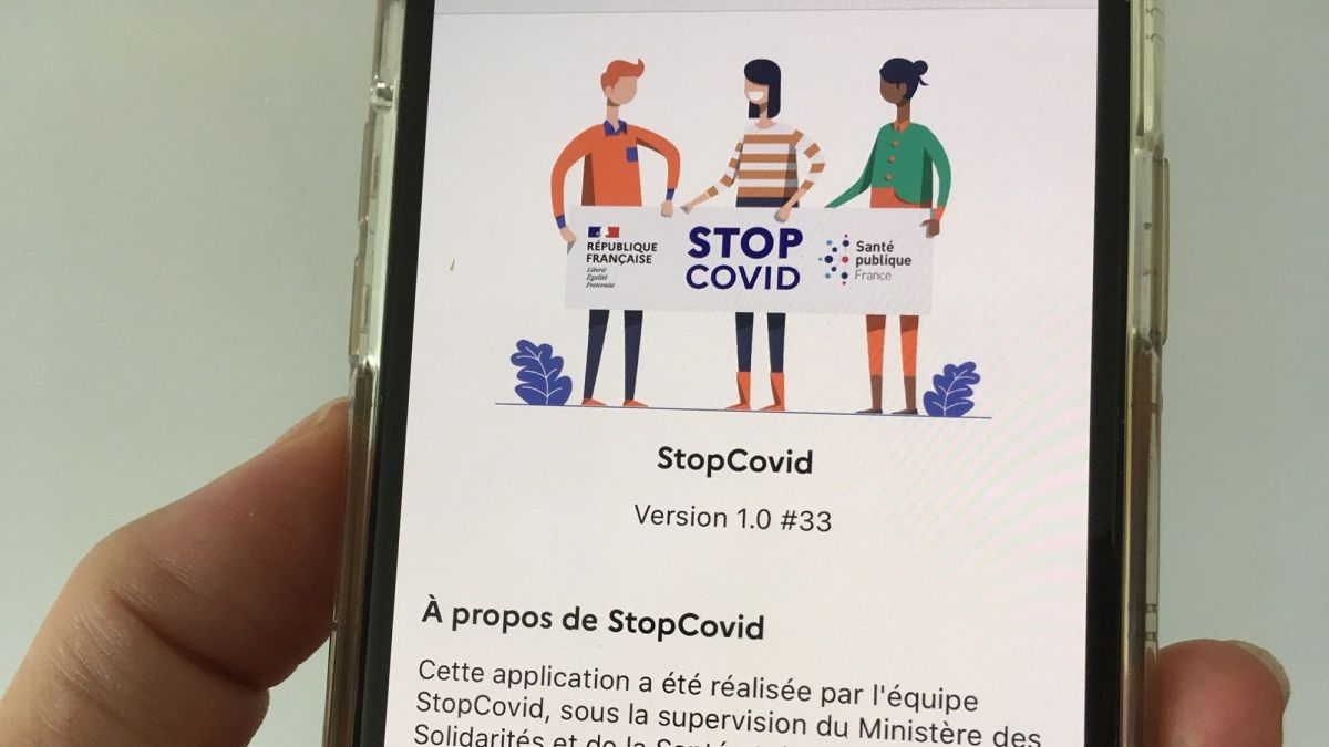 "Coronavirus : on vous explique comment fonctionne l'application ""StopCovid"""