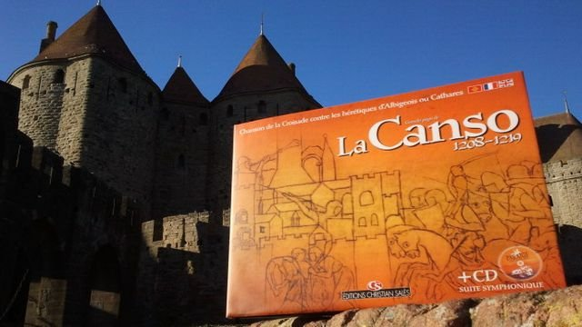 La Canso - le recueil des croisades cathares / © F3 LR F.Guibal