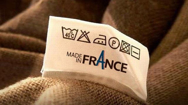 Le logo Made in France / © DR