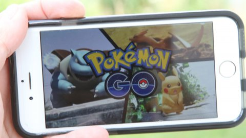 Pokémon Go débarque officiellement à Paris