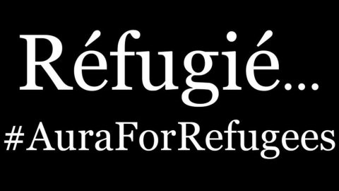 Aura for refugees