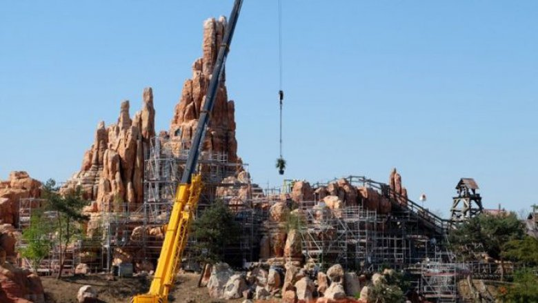 Big Thunder Mountain / © Disney