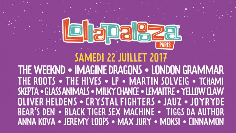 © Lollapalooza Paris