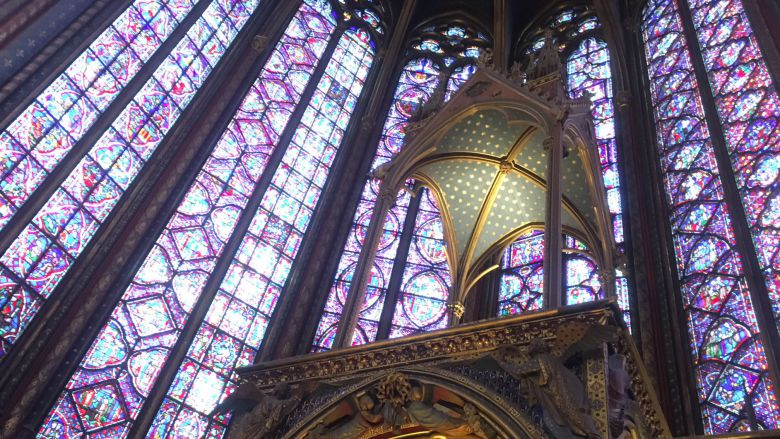 La Sainte-Chapelle, à Paris. / © France 3 Paris IDF/E. Tixier