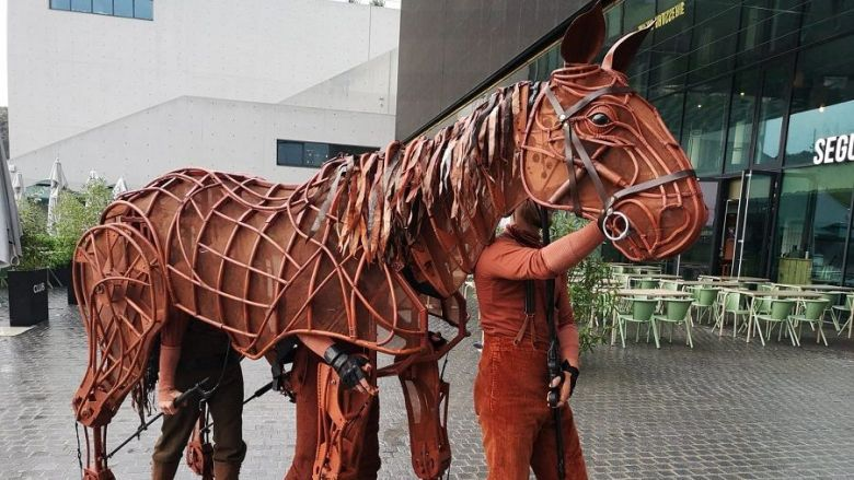 Joey, le cheval de War Horse / © DR