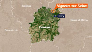 © France 3 Paris IDF