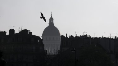 Le Panthéon, à Paris. / © IP3 PRESS/MAXPPP