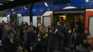 Le RER D interrompu à cause de plusieurs incidents ce mercredi. / © France 3 Paris Ile-de-France