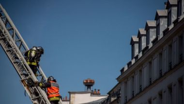 Pompiers de Paris / Image d'illustration / © AFP