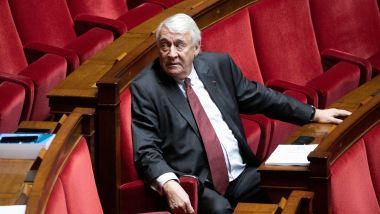 Claude Goasguen à l'Assemblée Nationale le 17 février 2020 / © IP3 PRESS/MAXPPP