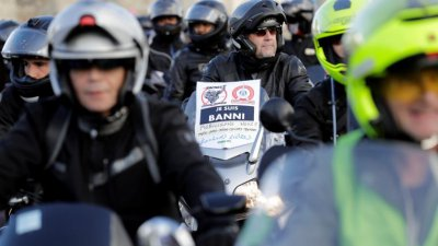 Crit'Air, circulation restreinte : les motards manifestent à Paris pour la