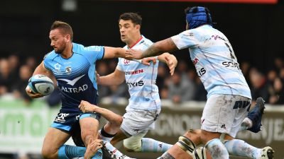Rugby/Top 14 – Le Racing 92 sévèrement battu par Montpellier