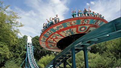 Jardin D Acclimatation Attraction Idees D Images A La Maison