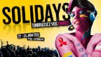Les Solidays : un week-end musical et solidaire