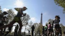 AFP Marathon de Paris