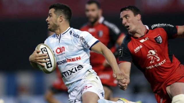 Top 14 : le Racing 92 s'impose face à Toulouse