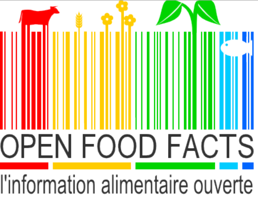 © Open food facts