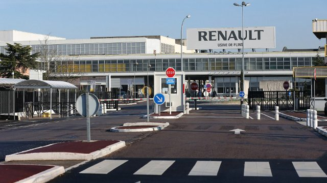 Flins : accident mortel à l'usine Renault