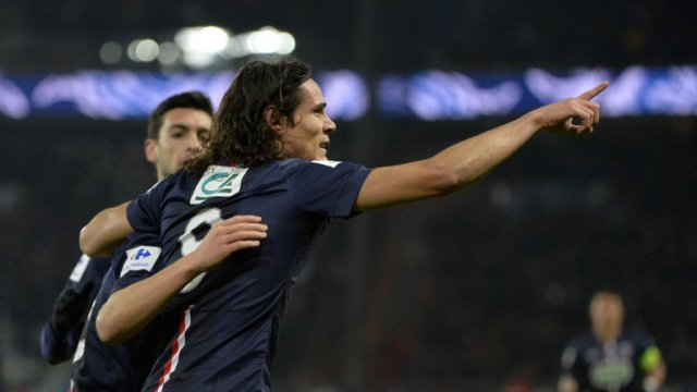 Le Paris Saint-Germain bat Bordeaux 2-1 et se qualifie pour les 8es de finale