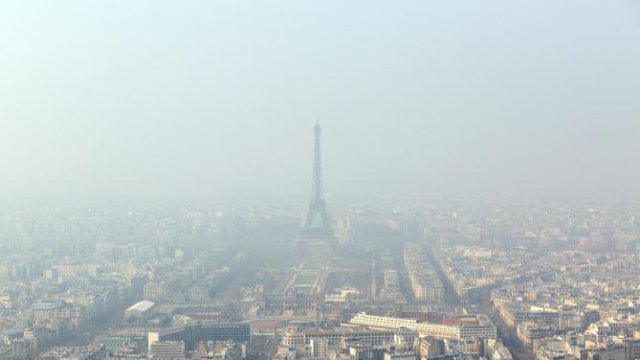 Pollution de l'air : sans les voitures, meilleur l'air à Paris ?