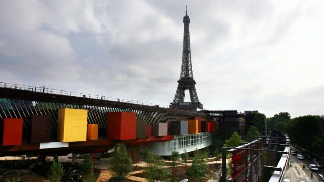 Le Quai Branly, 10 ans au service des arts premiers - France 3 Paris ...