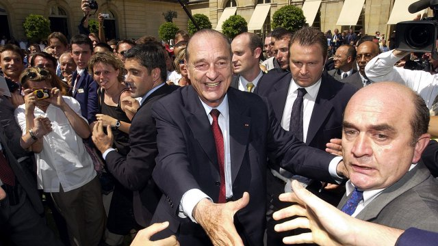 Mort de Jacques Chirac : 5 moments de sa vie à Paris